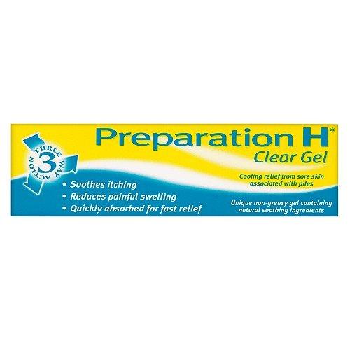 preparation-h-clear-gel-25g