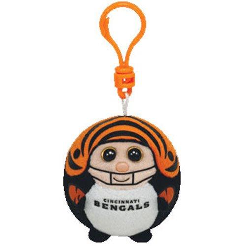 Ty Beanie Ballz Cincinnati Bengals - Clip - 1