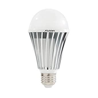 xledia led light bulb x150n a21 150w equivalent 2400. Black Bedroom Furniture Sets. Home Design Ideas