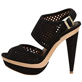 Pelle Moda Women's Caspian Peep Toe Platform Pump from endless.com