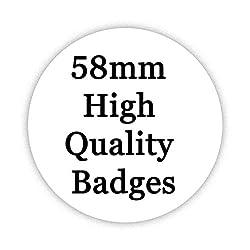 BASSET HOUND DOG Button Badge 58mm Large Pinback Pin Back Lapel Novelty Gift