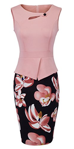Homeyee® Women's Elegant Chic Bodycon Formal Dress B288