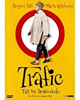 Trafic de Jacques TATI [ DVD IMPORT Europe ] (1971) avec Audio FRANCAIS