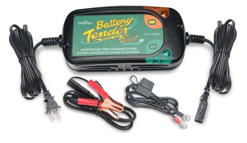 Battery Tender 12 Volt 1.25 Amp High Efficiency Battery Charger