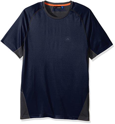 j-lindeberg-activo-hexa-camiseta-hombre-color-azul-marino-tamano-medium