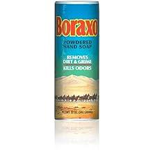 Boraxo 00301 Heavy Duty Powdered Hand Soap, 12 oz (Case of 12)