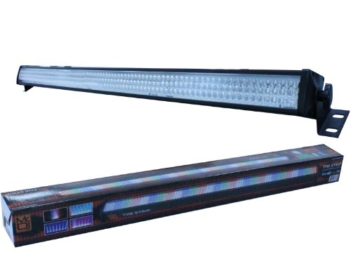 Mr. Dj The Strip Led Color Change Stage Lighting With Dmx, Dimmer/Strobe, Color, Rotation And Gobo