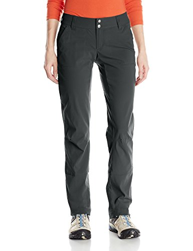 Columbia Women's Saturday Trail Pant, Grill, 4/Regular (Women Convertible Pants compare prices)
