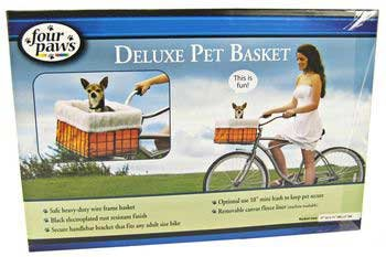 Deluxe Bike Basket - 57900 - Bci