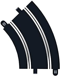 Scalextric C8206 Radius 2 Curve 45 degree x2 (C151) 1:32 Scale Accessory