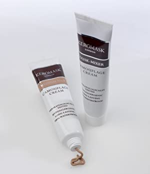 Keromask Camouflage Cream Light No 3