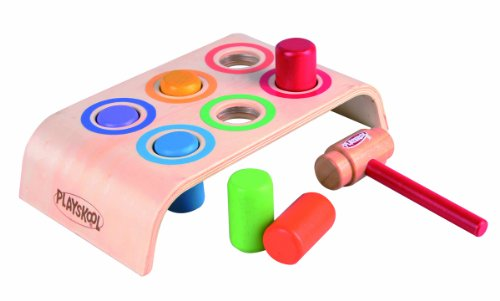 Playskool Pounding Bench - 1