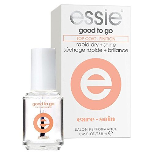 Essie Good to Go Top Coat Rapid Dry + Shine Nail Polish