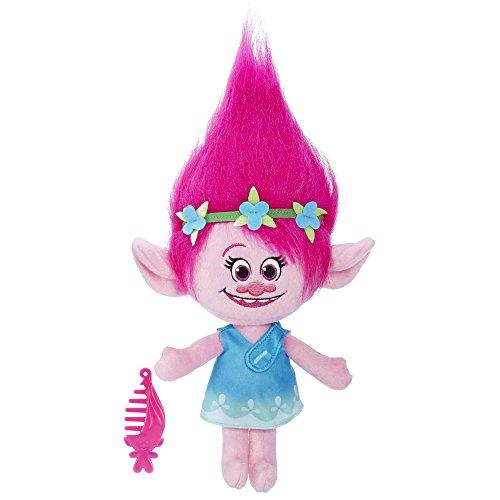 Trolls - Peluche Poppy Parlanchina (Hasbro B7772SC1)