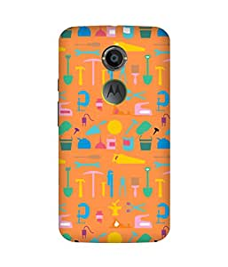 Tools (23) Motorola Moto X2 Case