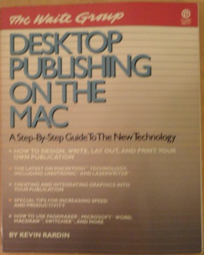 Desktop Publishing (Plume computer books)