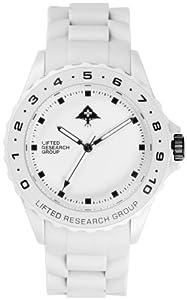 LRG The Latitude Watch,One Size,White