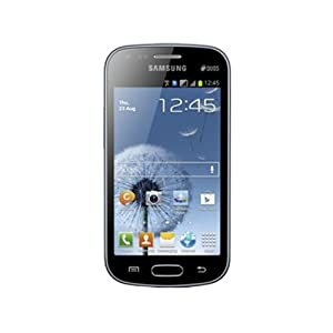 Samsung Galaxy S Duos (S7562 - Black)
