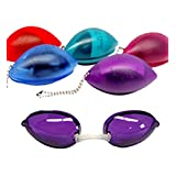 Soft Podz Goggles - Tanning Bed Keychain Eyewear - Random Colors Picked