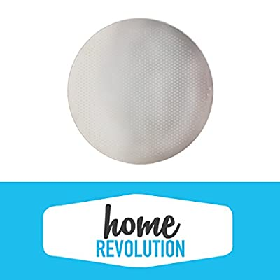 Aerobie Aeropress Home Revolution Brand Washable & Reusable Aftermarket Replacement Coffee Filter; Made to Fit All Aerobie AeroPress Coffee & Espresso Machines