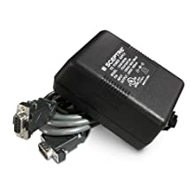 Opto 22 OPTOTERMCABLE OptoTerminal Power Adapter and Communications Cable, 6.5&#039; Communications, 2 Line LCD Display