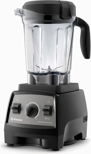 Vitamix 1829 Pro 300 Onyx Countertop Blender Features: