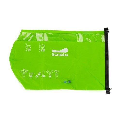Scrubba(スクラバ) Scrubba wash bag スクラバウォッシュバッグ 携帯用洗濯袋