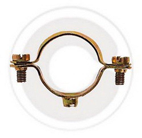 FISCHER COLLARI PER TUBO,DIAMETRO 60 MM ART.1196 Confezione da 5PZ