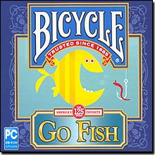 New Bicycle Go Fish Join The 125Th Anniversary Fun With Bicycle Gin Rummy! front-480086