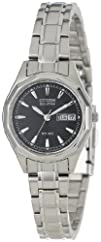 Citizen Womens EW3140-51E 8220Eco-Drive Stainless Steel