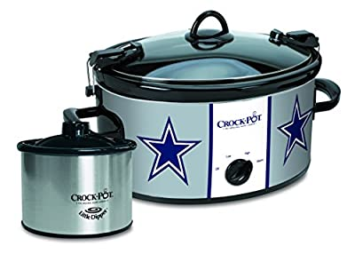 Crockpot Cook and Carry Slow Cooker with Little Dipper