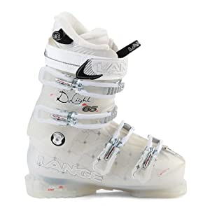 Lange Exclusive Delight 65 Ski Boots Women's 2013 - 22.5