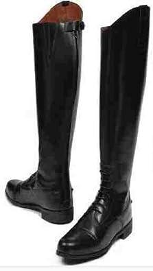 Ovation Ladies Finalist PRO Field Boot - Black 10-X Wide