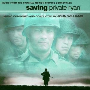 Original album cover of Saving Private Ryan: Music From The Original Motion Picture Soundtrack by John Williams