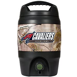 NBA Cleveland Cavaliers Open Field 1 Gallon Tailgate Jug by Great American Products