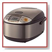 Zojirushi NS-TSC10 5 1/2 Cup Rice Cooker