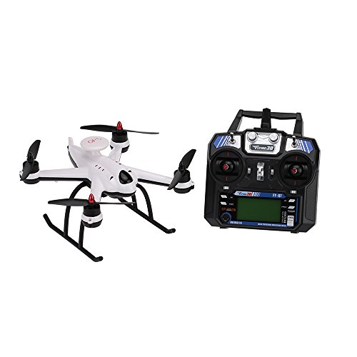 Original Flying 3D X6 6-Axis 2.4G RC Quadcopter RTF RC Toys AOC/GPS Hold/One Key Home/Failsafe Landing