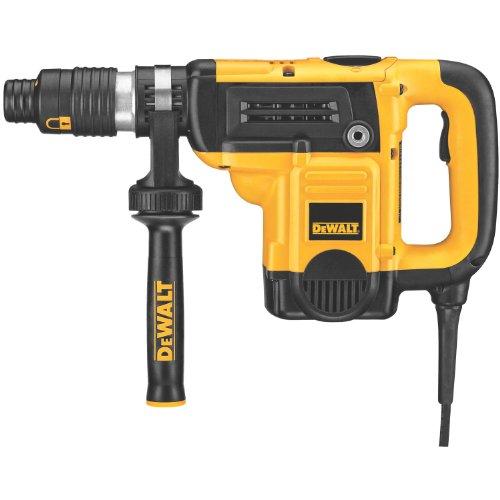 Learn More About DEWALT D25553K 1-9/16-Inch Spline Combination Hammer Kit