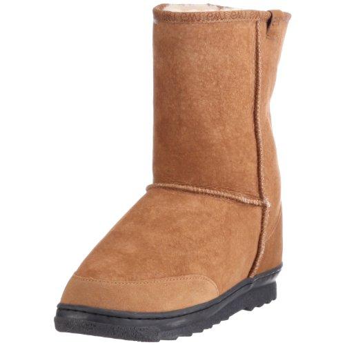 Emu Australia Women's Outback Lo Boot Chestnut W10028 3 UK