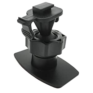 Saddle 3M Adhesive Mount Holder, Mini 3M Double-Sided Adhesive Universal Mount Holder For Car DVR Camera Car GPS LS300W LS330W LS400W