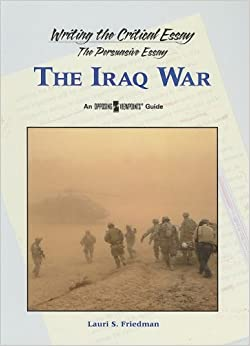 persuasive essay on the war in iraq