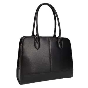 Awesome Women39s Sherpani Priya Professional Laptop Tote Bag Heathered Black