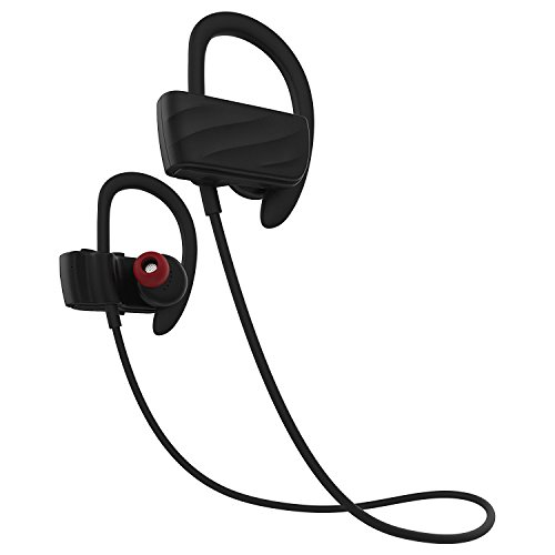 video review bluetooth headphones wireless stereo in ear noise cancelling e. Black Bedroom Furniture Sets. Home Design Ideas