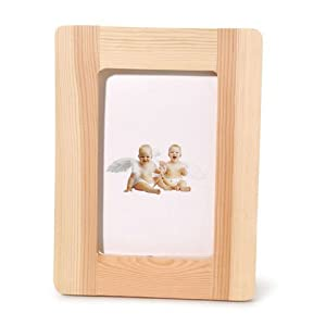 Bulk buy darice diy crafts frame wood 4 x 6 for Craft picture frames bulk