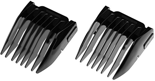 (zwei) Panasonic WER1510K7507 Kammaufsätze (12mm.) für ER1510, ER1511, ER1512 Haarschneider