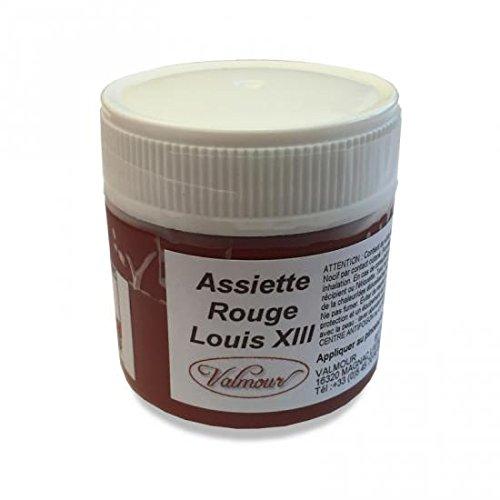 assiette-rouge-louis-xiii-30-ml-assiette-rouge