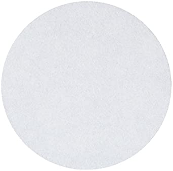 Whatman 10300014 Ashless Quantitative Filter Paper, 185mm Diameter, 12-25 Micron, Grade 589/1 (Pack of 100)
