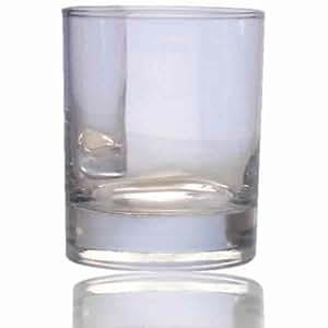 Bicchieri vetro da acqua di capienza 240 cc 6 pz