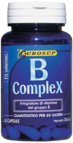 EUROSUP B-COMPLEX 60 CPS