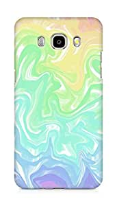 Amez designer printed 3d premium high quality back case cover for Samsung Galaxy J7 - 6 (New 2016 Edition) (dye colours)